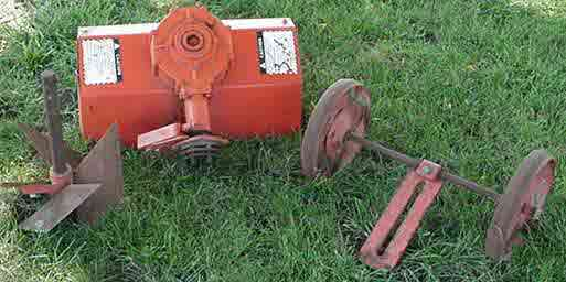 Tiller Plow Attachment Rotary Plow Attachments