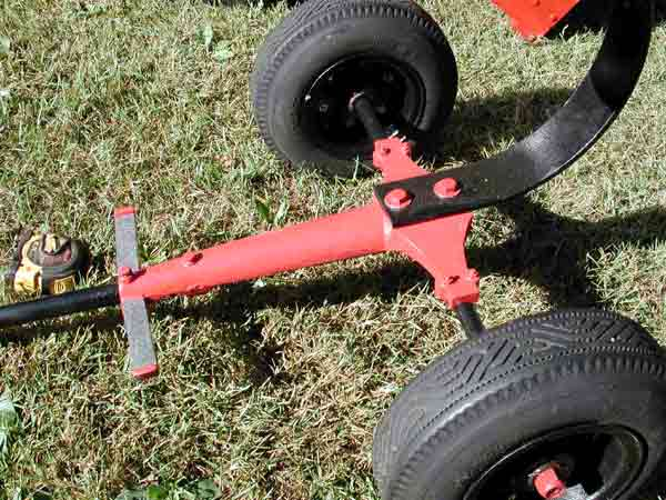 Gravely Tractors - Mow In 2001 - StevenChalmers com
